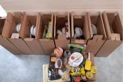 옥련1동 익명의 주민, 어려운 어르신들 위해 식료품 기부
